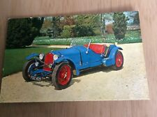 VINTAGE CAR ~ Picture Postcard ~ 1933 Alfa-Romeo 8C-2300-B (Salmon Series)