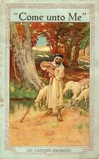 """Come Unto Me"" An Eastern Shepherd Childrens Religious Small Prayer Booklet (EPH"