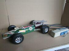 78K Gama Jouet Ancien Filoguidé Lotus # 16 L 32 cm F1
