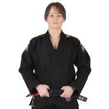 Tatami Nova absoluta señoras para mujer ibjjf Jiu Jitsu Gi Jiu-Jitsu Brasileño Traje Uniforme Blanco