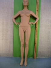 MANNEQUIN SCHAUFENSTERPUPPE PUPPE MODEPUPPE EURODISPLAY WEIBLICH 6570 R4 WOMAN