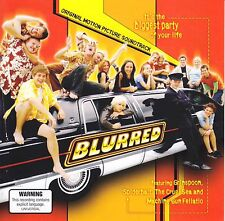 soundtrack, BLURRED Original Soundtrack CD