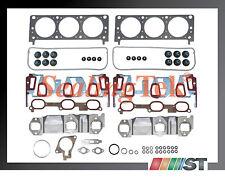 Fit 04-05 GM 3400 3.4L 207ci V6 VIN E Engine Cylinder Head Gasket Set kit motor