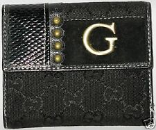 Exotic and classy Black colour two-fold wallet