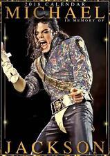Michael Jackson 2018 A3 Kalender 15% ab Multi BESTELLUNGEN