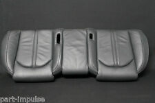 AUDI A8 4H Back Seat Bench Rear Seating Surface Leather Smooth