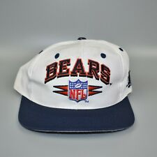 Chicago Bears NFL Vintage 90's Youth Logo Athletic Diamond Snapback Cap Hat