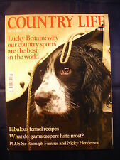 Country Life - October 23, 2013 - British country sports best in the world