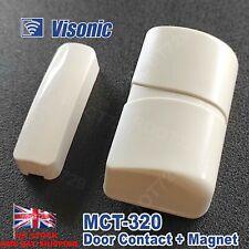 Visonic Powermax Powercode MCT-320 Door Window Contact 868MHz - UK Seller