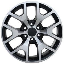 "20"" Wheels for GMC Sierra Chevy Blazer Silverado 1500 Tahoe Yukon Savana Rims"