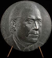 Médaille professeur Roger O'MEYER orthopedie dento-faciale Orthodo Joachim medal