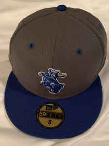 Men's Tennessee Smokies New Era Diamond Era 59FIFTY Fitted Hat NWT 8