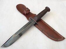 +VINTAGE+ WORLD WAR II WWII WESTERN G-46-8 FIGHTING COMBAT BOWIE KNIFE 170631