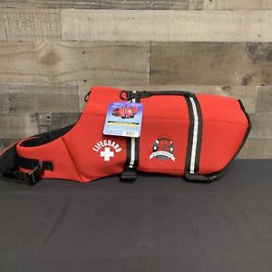 Paws Aboard XL Life Jacket For Dogs Size Extra Large NWT