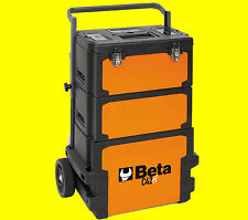 TROLLEY CARRELLO BETA TOOLS C42 H C41 CASSETTA PORTAUTENSILI PORTA ATTREZZI