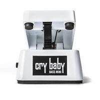 Dunlop CRY BABY MINI BASS WAH CBM105Q, Brand New in Box !
