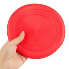 Dog Flying Discs Frisbee Toys Dog Small Large Pet Chewing Hand-Eye Coordination