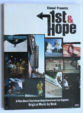 Elwood Clothing 1St & Hope Skateboarding La Video Dvd, New, music by Beck, 2006