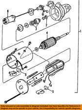 FORD OEM 95-00 E-350 Econoline Club Wagon-Starter Motor F4TZ11002ARM