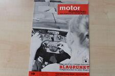 77488) NSU Prinz 1000 im TEST - Motor Rundschau 19/1964