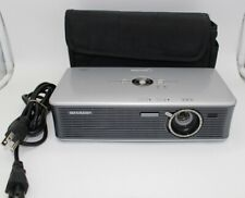 SHARP XR-1S Projector Notevision DLP Texas Instruments Technology TESTED WORKS