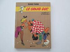LUCKY LUKE LE GRAND DUC EO1973 TBE  EDITION ORIGINALE