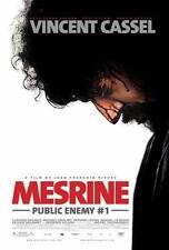 MESRINE: PUBLIC ENEMY NO. 1 Movie POSTER 27x40 C