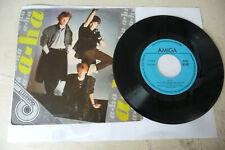 "A HA""TAKE ON ME-DISCO 45 giri EP(4 SONGS) AMIGA Ger 1985"""