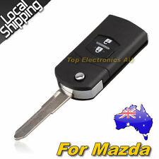MAZDA 3 BK Series 2 / MAZDA BT50 Transponder Chip Flip Key Keyless Entry Remote