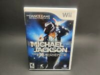 Michael Jackson: The Experience (Nintendo Wii, 2010) CIB