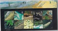 GB Presentation Pack 332 2002 British Coastlines