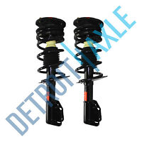 2 Front Strut & Coil Spring for 1995 1996 1997 1998 Chevy Cavalier Sunfire