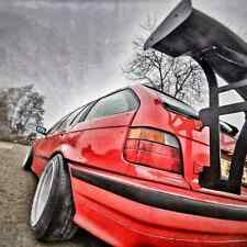 BMW e36 TOURING Dark Design Overfenders WideBody 4pcs drift stanc (not felony)