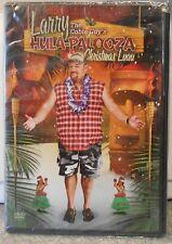 Larry the Cable Guy's Hula-Palooza Christmas Luau (DVD, 2009) BRAND NEW