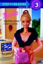 Barbie.com: Ballet Buddies (Step-Into-Reading, Step 3) ( Richards, Barbara ) Use