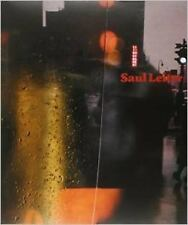 SAUL LEITER  2nd. ed. By Adam Harrison Levy - Hardcover English/German