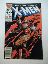 THE UNCANNY X-MEN  #212  (1986)  9.0 VF/NM
