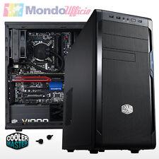 PC Computer Workstation Intel i7 7700 - Ram 16 GB - SSD - HD 1 TB - Quadro K620