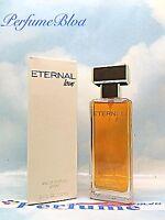 ETERNAL LOVE 3.4 FL.OZ EAU DE PARFUM SPRAY FOR WOMEN BRAND NEW IN SEALED BOX