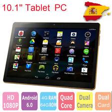 "10.1""Tablet PC RAM 4G ROM 64G 2Ghz Octa 8 Core WIFI Dual Card Dual Camera BT4.0"