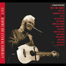 A  Tribute to Billy Joe Shaver by Billy Joe Shaver (CD, May-2005) SEALED
