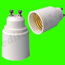 HIGH QUALITY GU10 To ES E27 Holder Adaptor Converter UK STOCK- SAME DAY DISPATCH