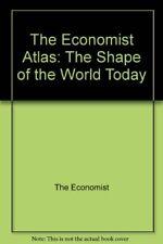 The Economist Atlas: The Shape of the World Today-The Economist