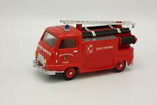 Dinky Spielzeug Code 3 1/43 - Renault Estafette Pick Up Feuerwehr