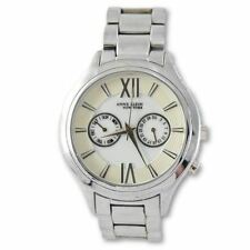 NEW Anne Klein 12/2171WMSB Mother-of-Pearl Silver Tone Womens Watch