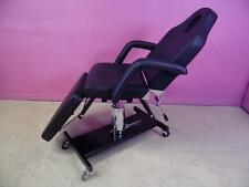 Hydraulic Adjustable Portable Spa Massage Facial Salon Treatment Chair Bed