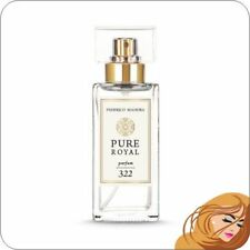 FM World - FM 322 Parfum Femme - PURE ROYAL - 50 ml by Federico Mahora