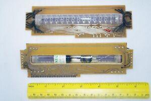 LD8121 NEC BIG Nixie Era 7-segment 12-digit VFD Clock Calculator Tube NEW,TESTED