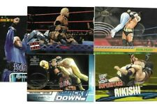 TOPPS WWE 5 RIKISHI WRESTLING CARDS BORN IN SAN FRANCISCO