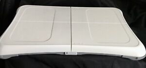 Nintendo Wii Fit U w/Wii Bundle-GAME+BOARD-Excellent Condition-TESTED-WORKING.